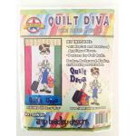 Quilt Diva Pre-cut Quilt Kit by Amy Bradley Designs Kits - OzQuilts