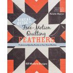 Visual Guide to Free-Motion Quilting Feathers by  Books - OzQuilts