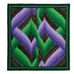Braided Bargello Quilts by C&T Publishing Bargello - OzQuilts
