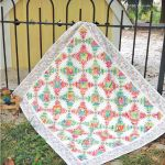 South Beach Pineapple Treats Cut Loose Press Pattern by Cut Loose Press Patterns Cut Loose Press Patterns - OzQuilts
