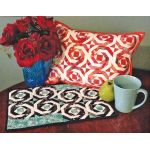 Pineapple Pillow or Placemat Cut Loose Press Pattern by Cut Loose Press Patterns Cut Loose Press Patterns - OzQuilts