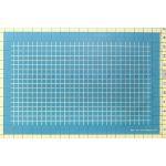 Full Line Stencil Half Inch Grid by Hancy Full Line Stencils Pounce Pads & Quilt Stencils - OzQuilts