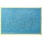 Full Line Stencil Maple Breezes by Hancy Full Line Stencils Pounce Pads & Quilt Stencils - OzQuilts