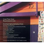 Long Time Gone Booklet by Jen Kingwell by Jen Kingwell Designs Jen Kingwell Designs - OzQuilts