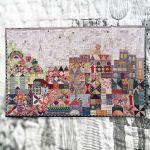 My Small World Pattern Booklet by Jen Kingwell by Jen Kingwell Designs Jen Kingwell Designs - OzQuilts