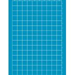 "Full Line Stencil 1"" Grid by Hancy Full Line Stencils Pounce Pads & Quilt Stencils - OzQuilts"