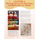 Rotary Cut Applique With Leaves Galore Templates by Sue Pelland Designs Applique - OzQuilts