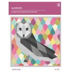 The Barn Owl English Paper Piecing Pattern & Papers by  Abstractions Patterns Violet Craft - OzQuilts