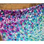 Blown Away Quilt Traditional Template Set designed by Jodi Godfrey for Free Spirit by OzQuilts Custom Quilt Template Sets - OzQuilts