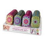 Oh So Pretty Manicure Set - Lime by  Manicure Sets - OzQuilts