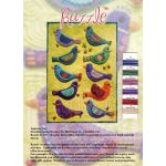 Wonderfil Razzle Thread Sue Spargo Collection- 36 Solid Colours Collection by Wonderfil  Sue Spargo Razzle Rayon - OzQuilts