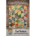 Scientific Notation Quilt Pattern by 3 Dog Design Company Quilt Patterns