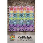Urban Jungle Quilt Pattern by 3 Dog Design Company Quilt Patterns