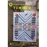 Timber Quilt Pattern by Alison Glass by  Quilt Patterns