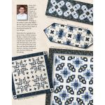 Regency Blues - 8 Unique Designs by Doug Leko by Antler Quilt Design Reproduction & Traditional - OzQuilts