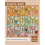 Delightful Desert Quilt Pattern by Elizabeth Hartman by Elizabeth Hartman Quilt Patterns