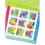 3 Times the Charm Book 2 by Leisure Arts Pre-cuts & Scraps - OzQuilts