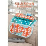 Sit & Stitch Pincushion Pattern by Taylor Made Designs Bag Patterns