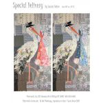 Special Delivery Collage Pattern by Fibreworks Inc Collage  - OzQuilts