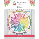 Eclipse Quilt & Wall Hanging Pattern by Main Street Market Designs Quilt Patterns