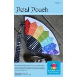 Petal Pouch Pattern by PoorHouse Quilt Designs Bag Patterns