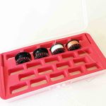Bobbin Storage Box for Bernina Jumbo Sensor Bobbins by Vicsew Bobbin & Thread Organisers - OzQuilts