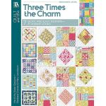 3 Times the Charm by Leisure Arts Pre-cuts & Scraps - OzQuilts