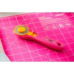 "Olfa 12"" x 18""Pink Cutting Mat by Olfa Cutting Mats - OzQuilts"