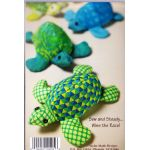 Turtle Pincushion Pattern by Taylor Made Designs Bag Patterns