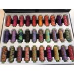 Sue Spargo Eleganza Original Collection by Wonderfil  Thread Sets - OzQuilts