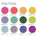 Tula Pink All Stars Pom Poms 12 Fat Quarters by Tula Pink Fat Quarter Packs - OzQuilts