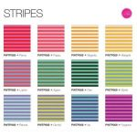 Tula Pink All Stars Tent Stripes 12 Fat Quarters by Tula Pink Fat Quarter Packs - OzQuilts