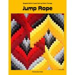 Jump Rope Bargello Quilt Pattern by  Bargello  - OzQuilts