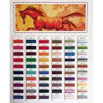 Wonderfil Accent Thread Colour Chart by Wonderfil  Thread Colour Charts - OzQuilts
