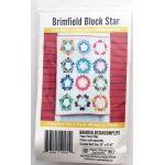 Brimfield Block Star Complete Piece Pack Makes 12 Blocks by Paper Pieces Paper Pieces Kits & Templates - OzQuilts