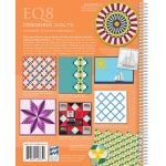 EQ8 Designing Quilts Book by Electric Quilt Electric Quilt - OzQuilts