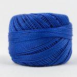 Wonderfil Eleganza, Royal Blue (EL5G13) 8wt Cotton Thread 5g balls by Wonderfil  Eleganza 8wt Cotton - OzQuilts