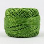 Wonderfil Eleganza, Cypress (EL5G130) 8wt Cotton Thread 5g balls by Wonderfil  Eleganza 8wt Cotton - OzQuilts