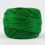 Wonderfil Eleganza, Emerald (EL5G144) 8wt Cotton Thread 5g balls by Wonderfil  Eleganza 8wt Cotton - OzQuilts