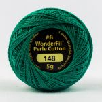 Wonderfil Eleganza, Paradise (EL5G148) 8wt Cotton Thread 5g balls by Wonderfil  Eleganza 8wt Cotton - OzQuilts