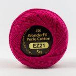 Wonderfil Eleganza, Crown Jewel (EL5G21) 8wt Cotton Thread 5g balls by Wonderfil  Eleganza 8wt Cotton - OzQuilts