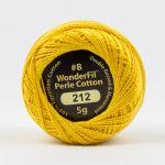 Wonderfil Eleganza, Honey Cake (EL5G212) 8wt Cotton Thread 5g balls by Wonderfil  Eleganza 8wt Cotton - OzQuilts
