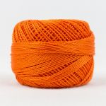 Wonderfil Eleganza, Wildfire (EL5G224) 8wt Cotton Thread 5g balls by Wonderfil  Eleganza 8wt Cotton - OzQuilts