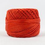 Wonderfil Eleganza, Race Car Red (EL5G23) 8wt Cotton Thread 5g balls by Wonderfil  Eleganza 8wt Cotton - OzQuilts