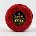 Wonderfil Eleganza, Fire Hydrant (EL5G24) 8wt Cotton Thread 5g balls by Wonderfil  Eleganza 8wt Cotton - OzQuilts