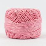 Wonderfil Eleganza, Blushing Apricot (EL5G314) 8wt Cotton Thread 5g balls by Wonderfil  Eleganza 8wt Cotton - OzQuilts