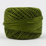 Wonderfil Eleganza, Marsh Grass (EL5G33) 8wt Cotton Thread 5g balls by Wonderfil  Eleganza 8wt Cotton - OzQuilts
