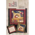 Joy to the World Pattern by Art to Heart by Art to Heart Christmas - OzQuilts