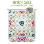 Breezy Pattern and Acrylic Templates Included by Claire Turpin by Claire Turpin Designs Quilt Patterns - OzQuilts
