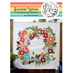 Flowering Wreath Quilt Pattern by Freebird Quilting Designs by Free Bird Quilting Designs Applique - OzQuilts